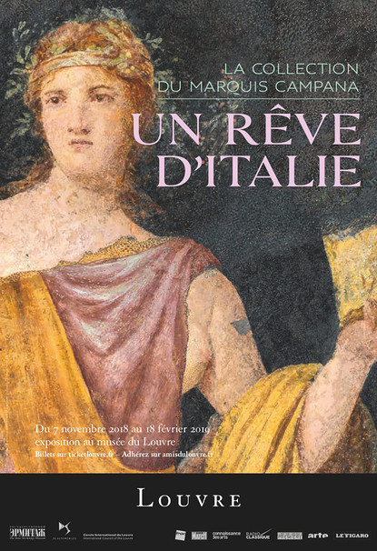 Un rêve d'Italie : La collection du marquis de Campana