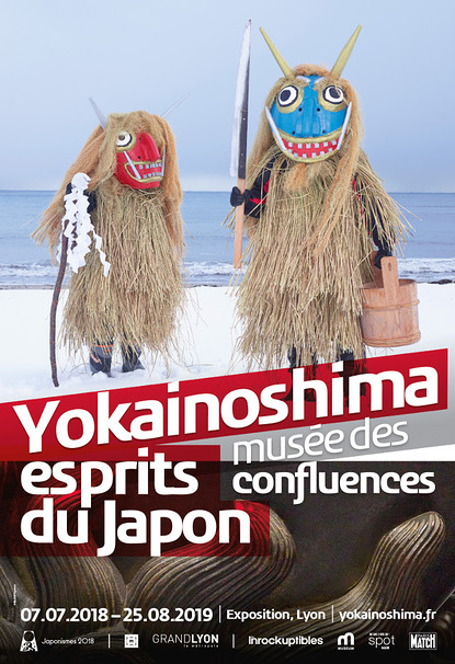 Yokainoshima, spirits of Japan