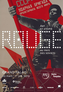 Red. Art and Utopia in the Land of the Soviets
