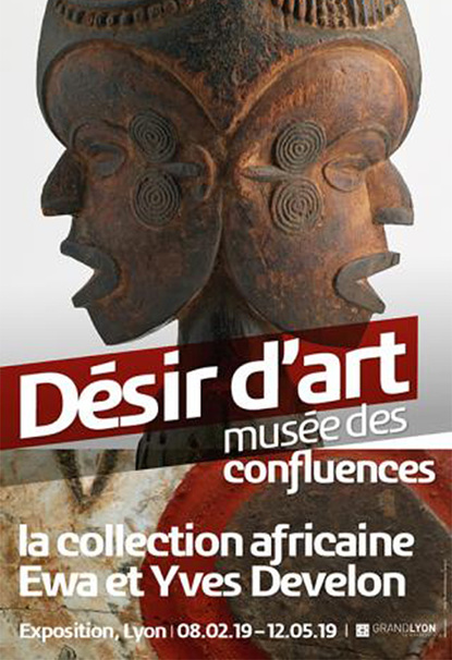 Désir d'art, la collection africaine Ewa et Yves Develon