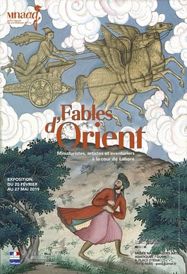 Fables of the East. Miniaturists, artists and adventurers at the court of Lahore