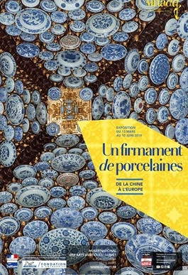 A porcelain firmament, from China to Europe