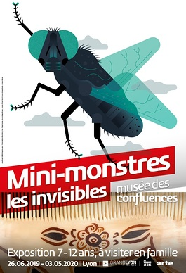 Mini monsters, the invisible ones