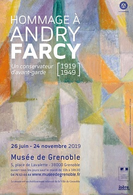 Tribute to Andry-Farcy, an avant-garde curator[1919-1949]