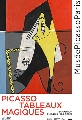 Picasso. Magic Paintings