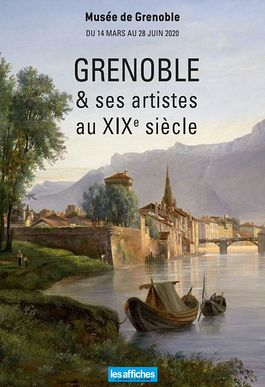 Grenoble & its artists in the 20th century