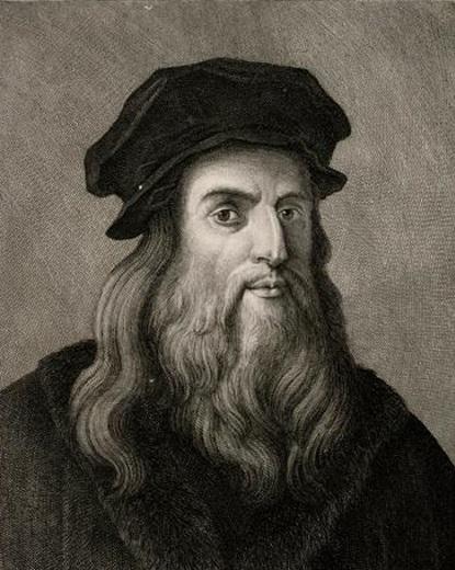 Leonardo Da Vinci 1452 1519 Boutiques De Muses
