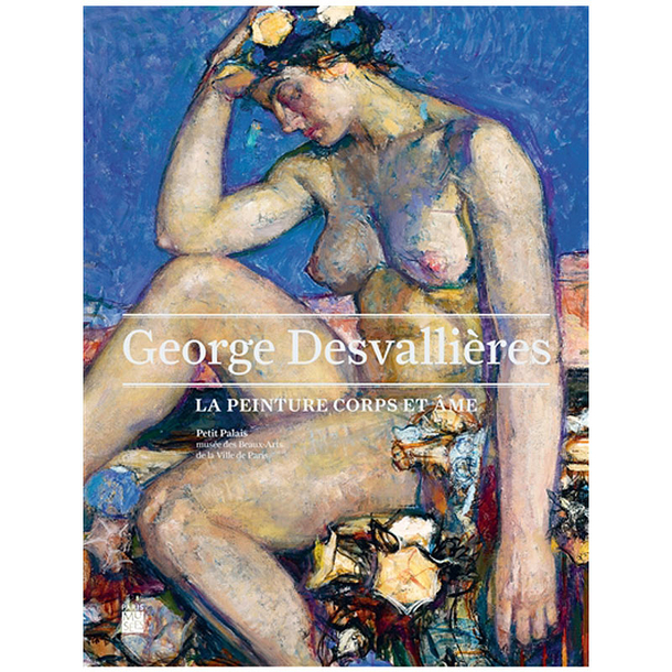 George Desvallières, body and soul painting