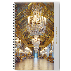 "Spiral notebook ""Hall of Mirrors"""