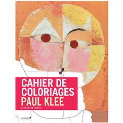 Cahier de coloriages Paul Klee