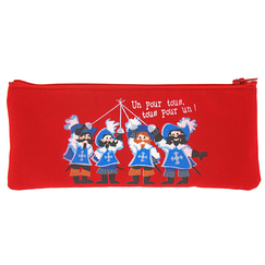 "Pencil pouch ""Musketteers"""
