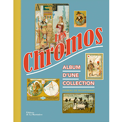 Les chromos - Album d'une collection