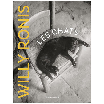 *Les chats - Willy Ronis