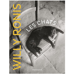 Les chats - Willy Ronis