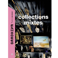 "Gradhiva N° 23 ""Collections mixtes"""