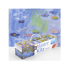 MasterKitz - Water Lilies by Claude Monet