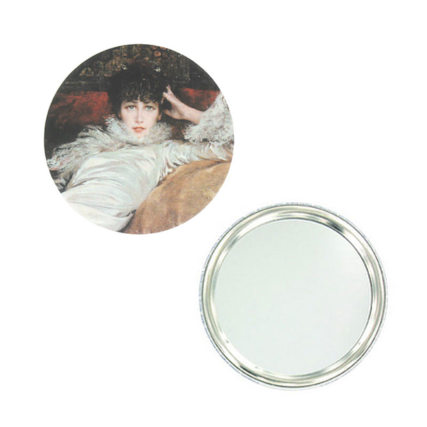 Sarah Bernhardt Pocket Mirror