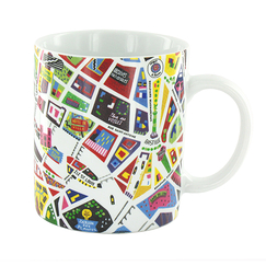 Mug Plan de Paris