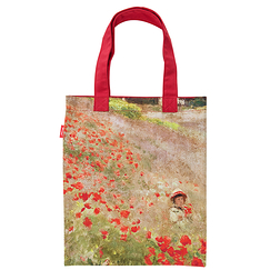Poppies Tote bag - Monet