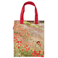"Monet ""Poppies"" tote bag"