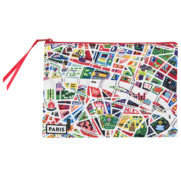 Trousse Plan de Paris