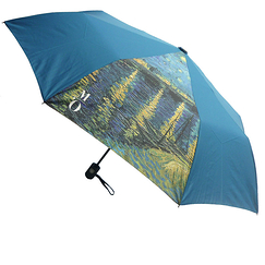 Van Gogh Umbrella - Starry night over the Rhône