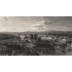 Paris en 1860 - Edouard Willmann