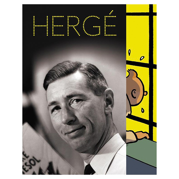 Hergé - Exhibition catalogue