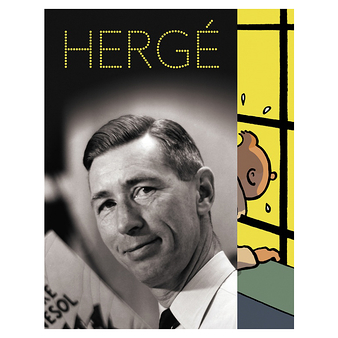 Hergé - Exhibition album