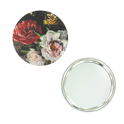 Pocket mirror Flowers - Bazille