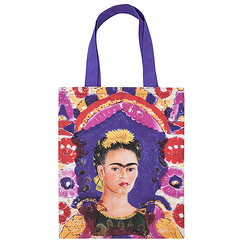 """Frida Kahlo"" tote bag"