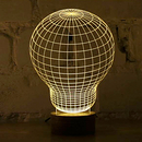 Bulbing Led Lamp by Studio Cheha