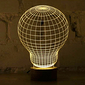 Lampe Led 3D Bulbing