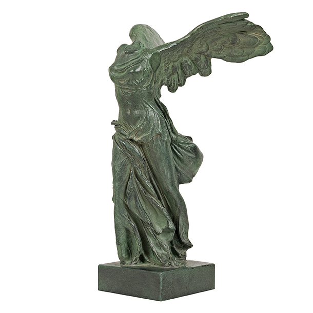 Victory of Samothrace - Bronze