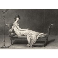 Mrs Récamier - Jacques-Louis David