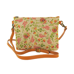 "The Queen's ""Brocade"" Crossbody bag"