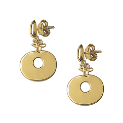 Lydian Earrings Gold