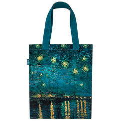 Van Gogh Tote Bag - Starry Night