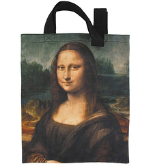 Monna Lisa tote bag