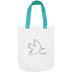 """Dove"" tote bag"