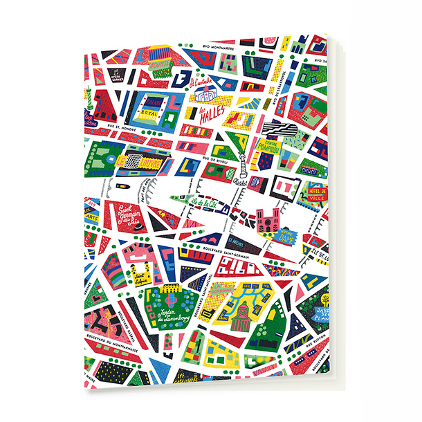 """Paris map"" Notebook"