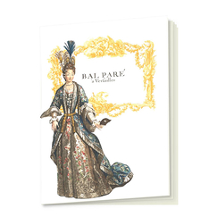 """Invitation to the ball"" Notebook"