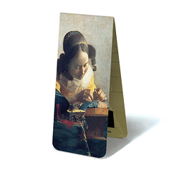 "Magnetic Bookmark ""The Lacemaker"""