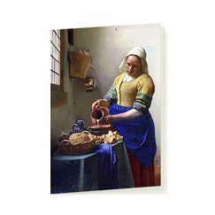"""The Milkmaid"" Notebook"