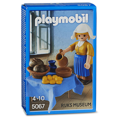"Playmobil ""The Milkmaid"""