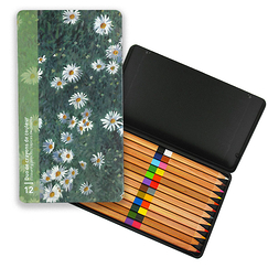 Caillebotte 12 Colouring Pencils