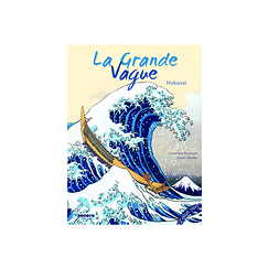 La Grande Vague - Hokusai