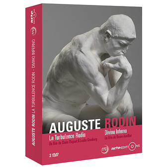 Auguste Rodin - Coffret 2 DVD