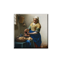 """The Milkmaid"" Magnet"