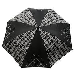 Louvre Pyramid Golf Umbrella